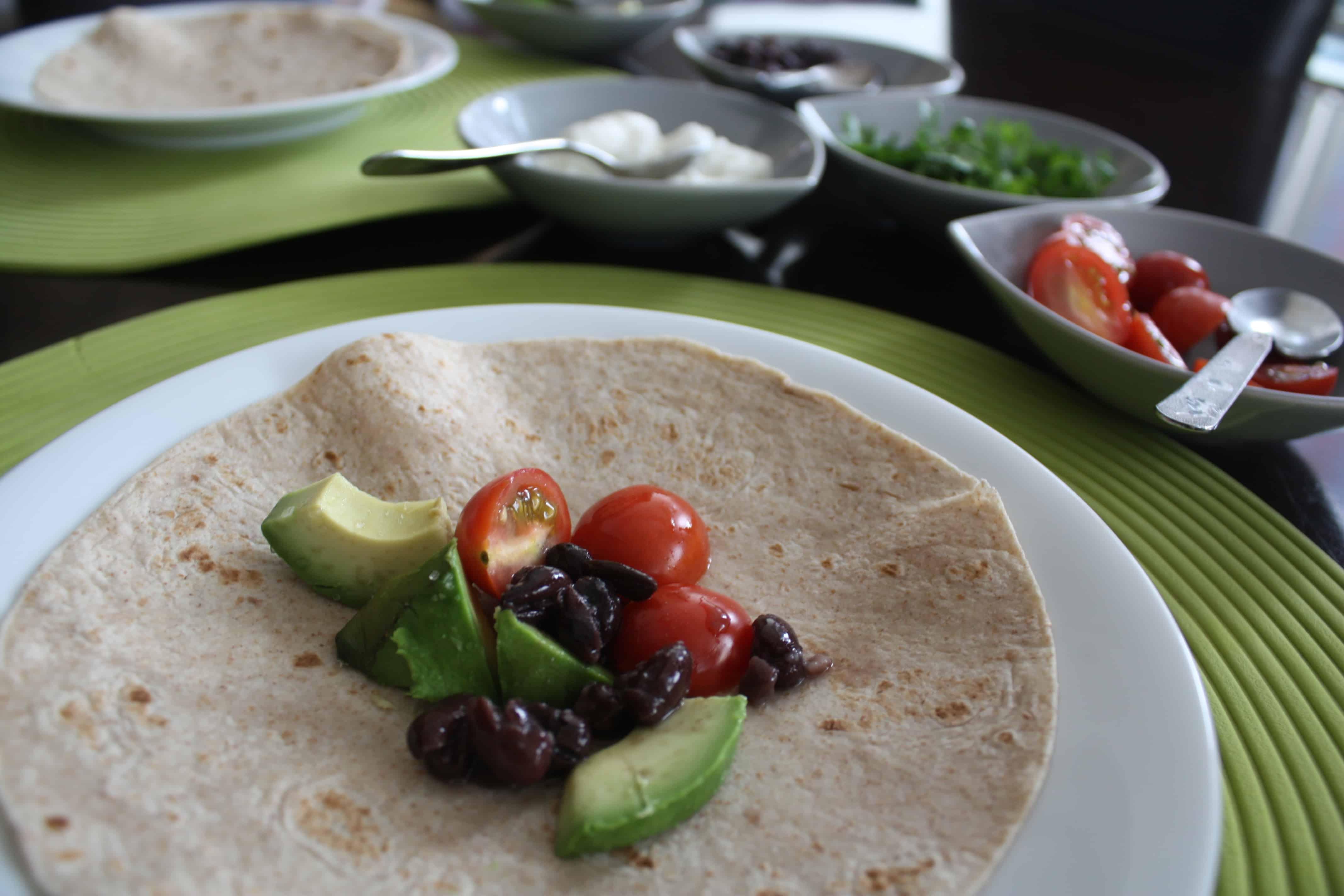 Afterschool snack – the healthy way
