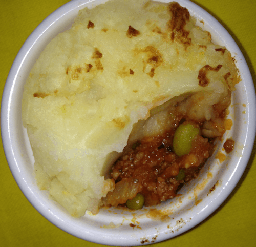 Veggie-rich Shepherd's pie