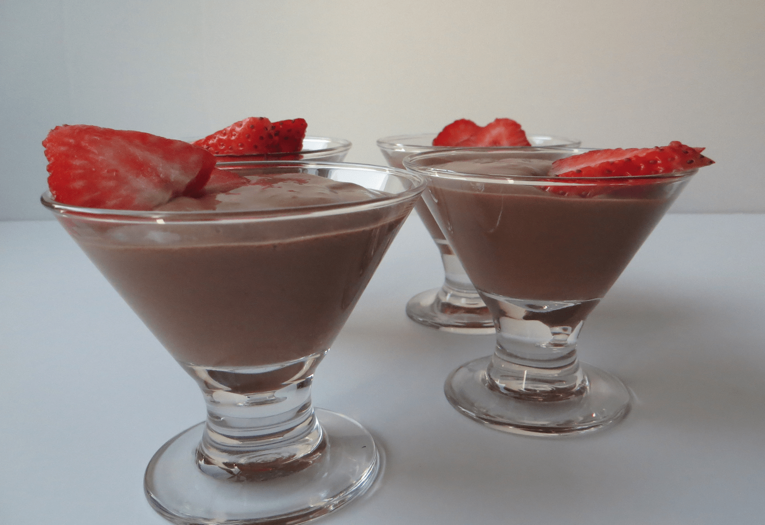 Chocolate mousse 4