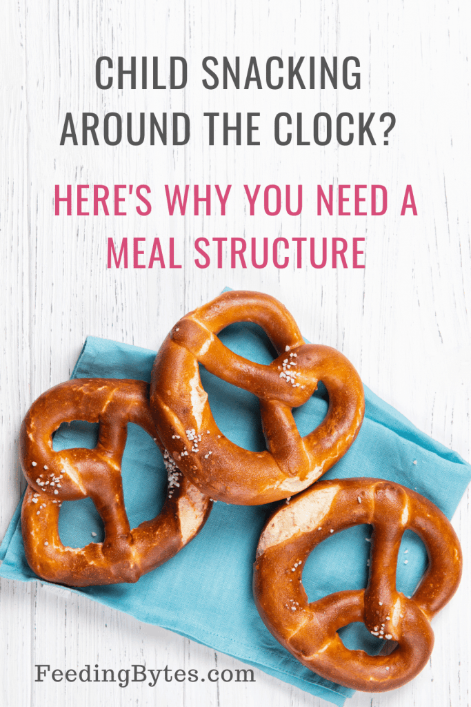 Meal Structure or grazing? What works best for kids?
