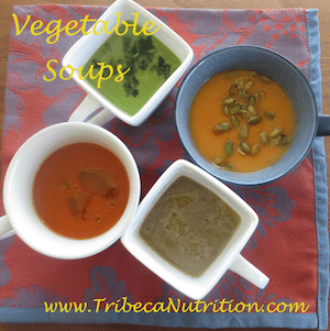 How Pureed Soups Can Teach Kids to Love Vegetables