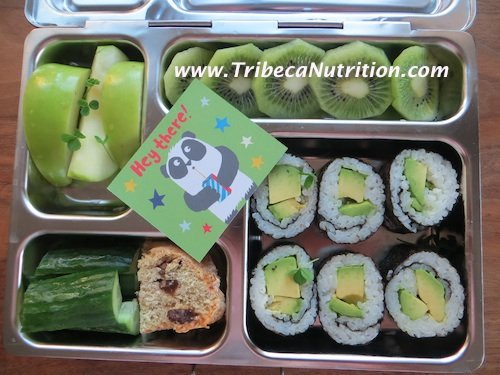 Pinwheels, Sushi Rolls, and Skewers Lunchbox Roundup