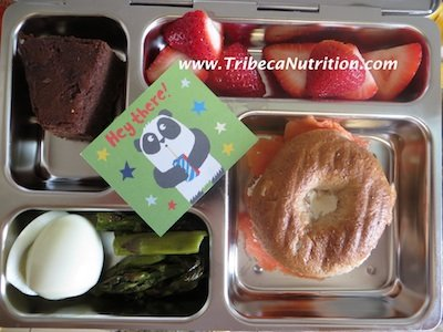 Quesadillas, Bagels, and English Muffins Lunchbox Roundup