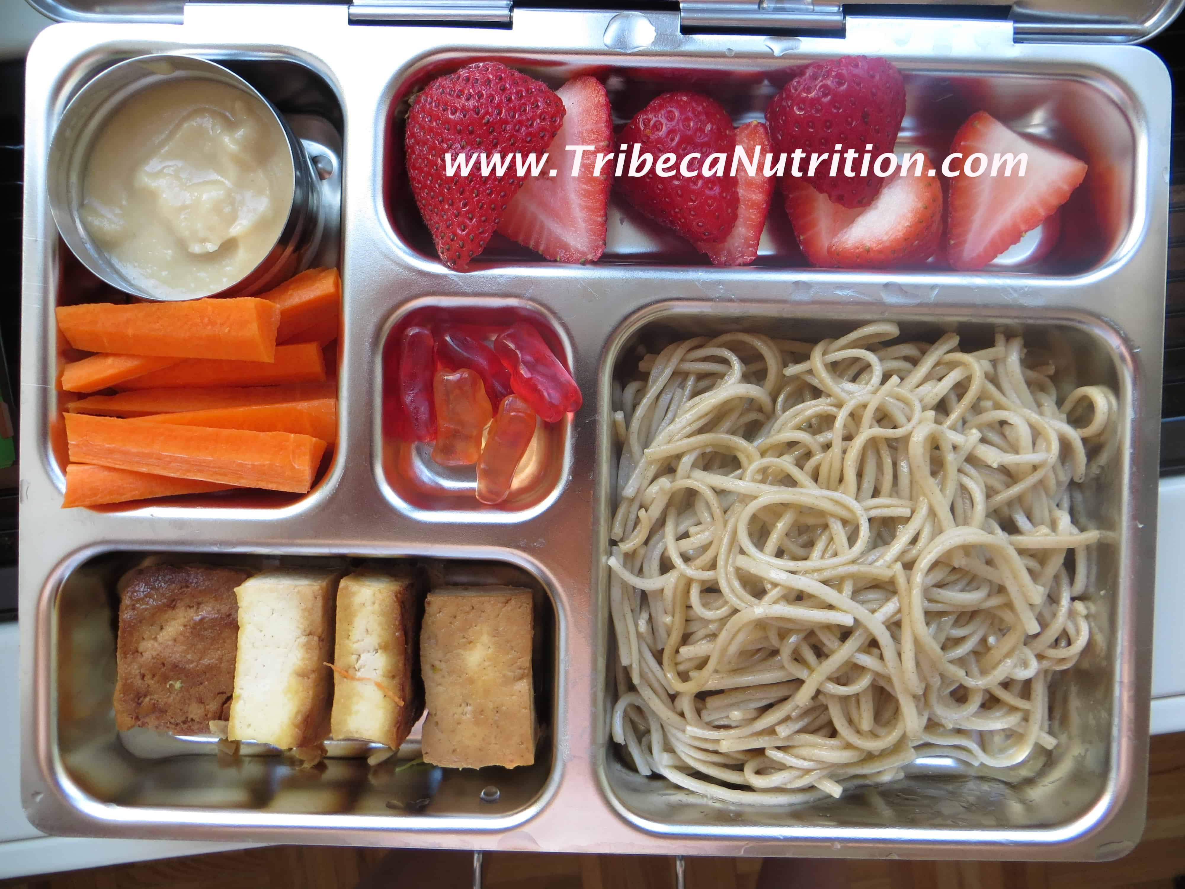 Pasta and Noodle Lunchbox Roundup