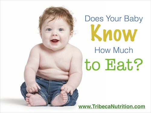 Does your baby know how much to eat? 500