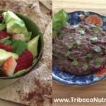 Dips for kids: Strawberry Avocado Salsa and Black Bean Dip