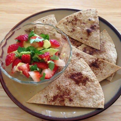 Strawberry Avocado Salsa 5
