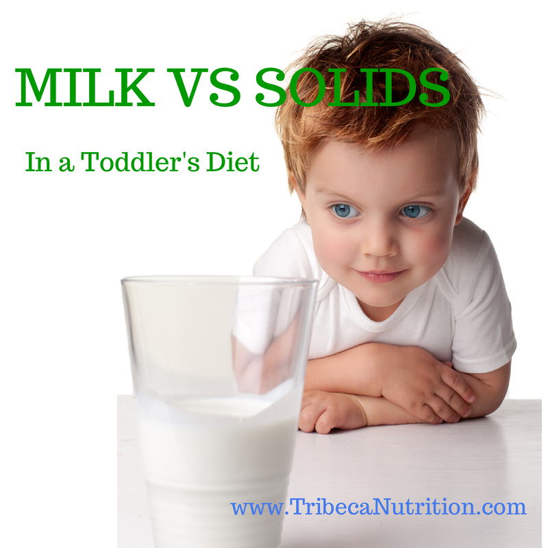 Milk and solids