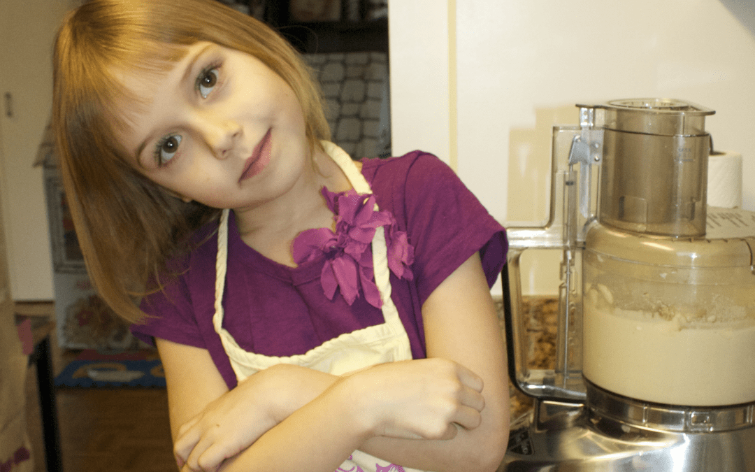 Why my love for cooking is not my child's problem