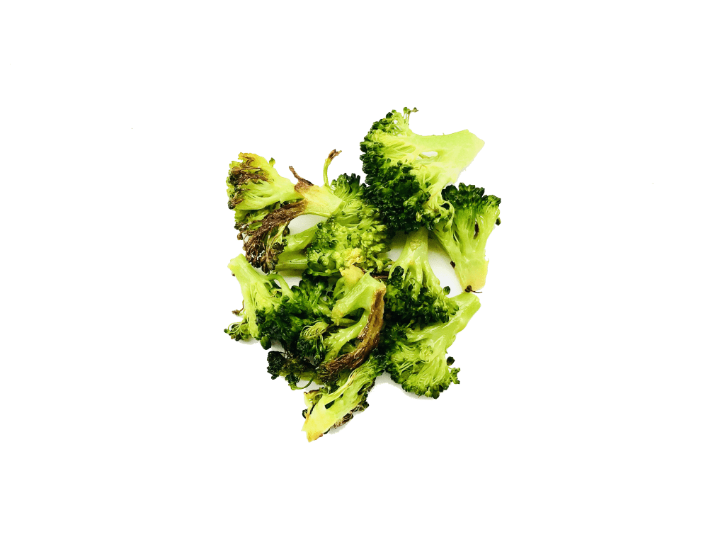 Roasted broccoli - finger foods for a 6 month old