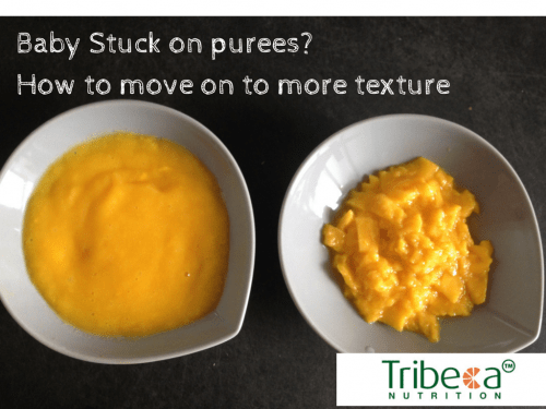 Baby Stuck On Purees How To Move Textured Food