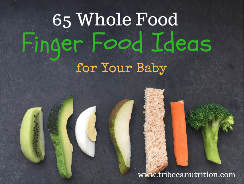 65 whole food finger foods for baby feeding bytes free resource forumfinder Gallery