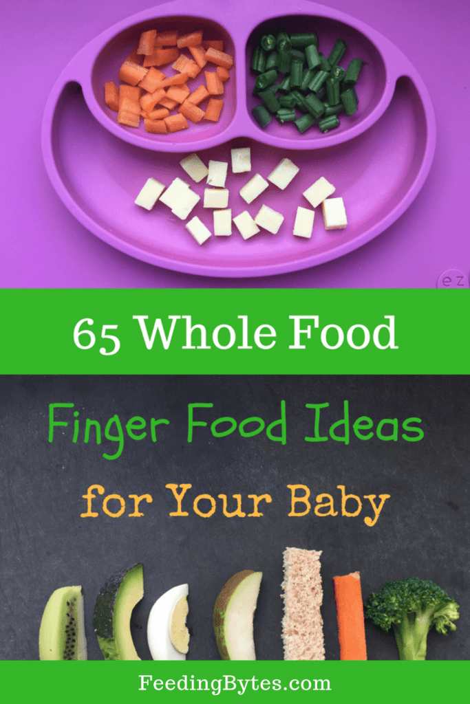 65 whole food finger food ideas