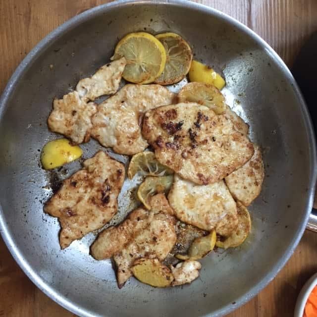 lemon chicken recipe