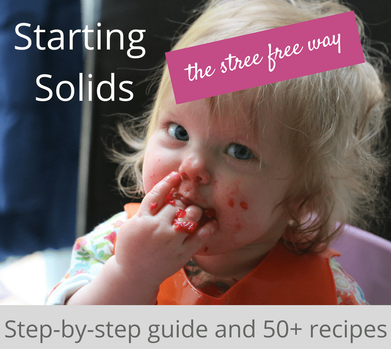 Starting Solids guide