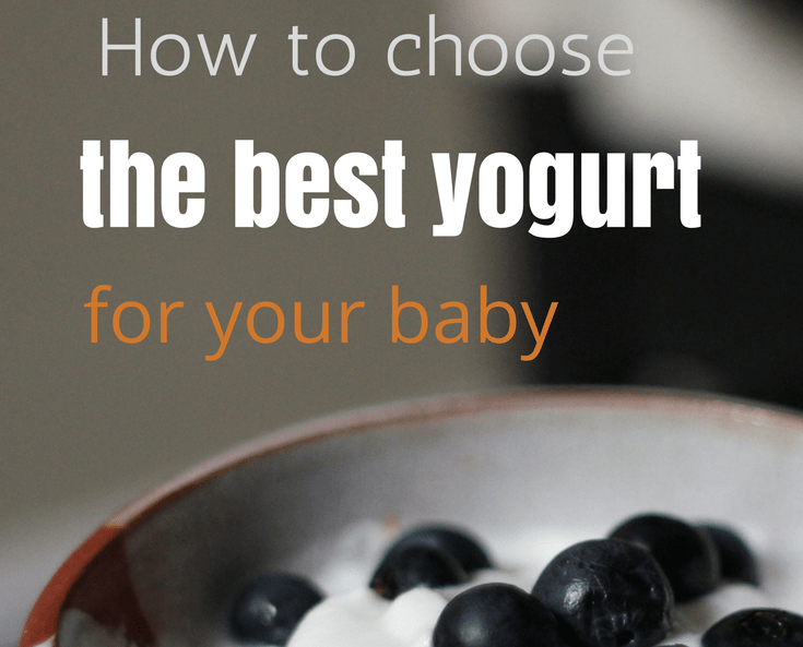 How to Choose the Best Yogurt for Your Baby