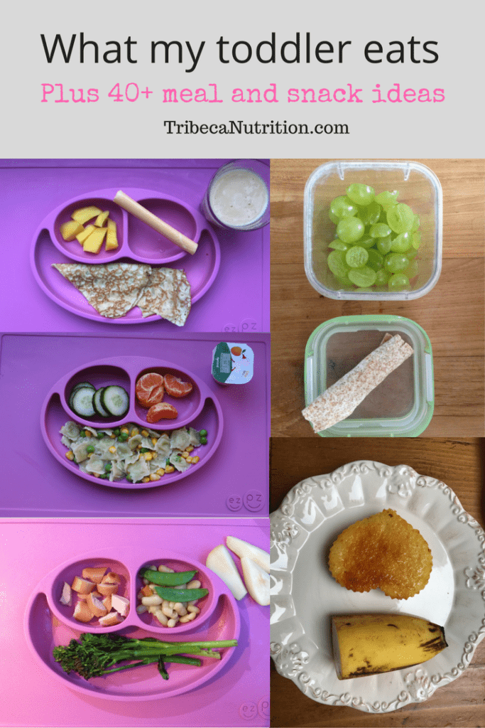 Easy and fast everyday meals for your toddler PLUS tons of picky eating tips