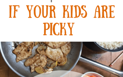 How to plan meals if your kids are picky