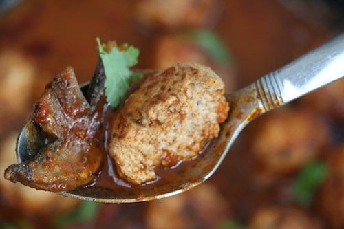 Super tender Turkey Ricotta meatballs