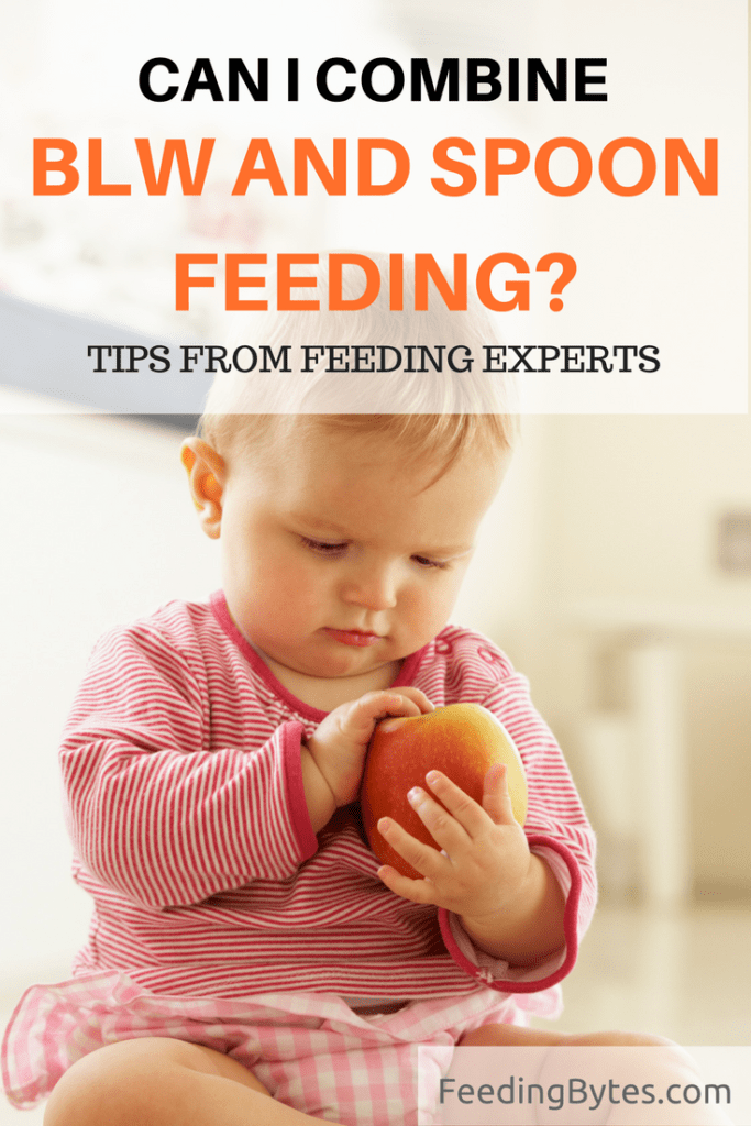Will combining BLW and spoon feeding increase my baby's risk of choking? Our experts do not think so.