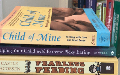 3 best child nutrition books I recommend to parents all the time
