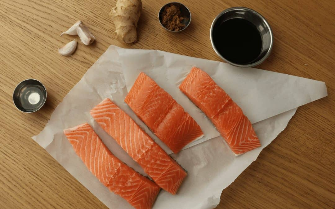 Ginger Soy Sauce Salmon Recipe for Kids Who Hate Fish