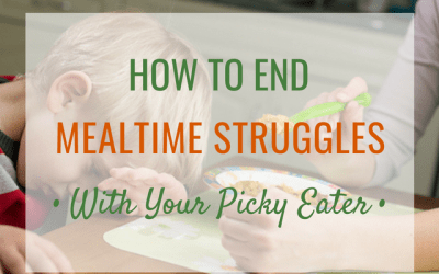How to end mealtime struggles with your picky eater