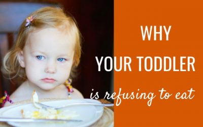 Why is your toddler refusing to eat?