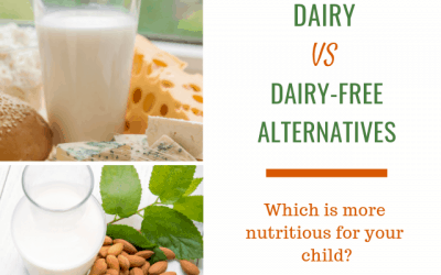 Mega post on dairy and dairy-free drinks for children