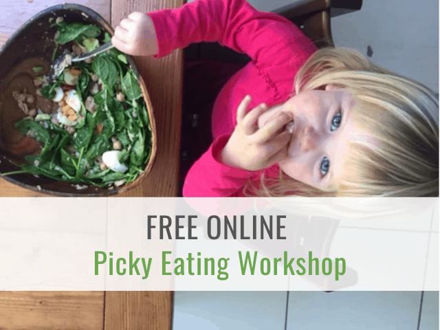 Online child feeding programs