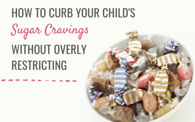 How to Curb Your Child's Sugar Cravings without Overly Restricting
